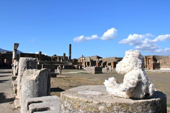 Pompeii, main forum