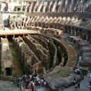 Arena of the Colosseum