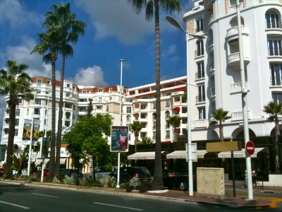 Hotel Majestic, Cannes
