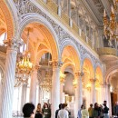 The Pavilion Hall, The Hermitage, St Petersburg