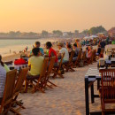 Dinner on Jimbaran Beach, Bali