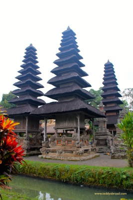 The Royal Temple of Mengwi, Bali