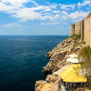 Some of the most stunning coastline in eastern Europe can be seen from Dubrovnik, Croatia