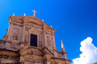 Saint Ignatius Church, Dubrovnik, Croatia