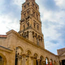 St Domnius Bell Tower, Split, Croatia