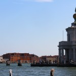 Past the Punta della Dogana to the Guidecca