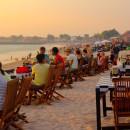 Dinner on Jimbaran Beach, Bali