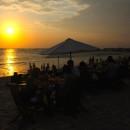 Sunset dinner on Jimbaran Beach, Bali