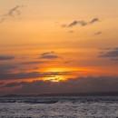 Sunrise over Nusa Penida, Bali