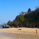 Stunning beaches and temples, Bali