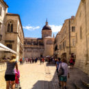 Wandering around the old town, Dubrovnik, Croatia