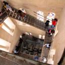 Inside the St Domnius Bell Tower, Split, Croatia
