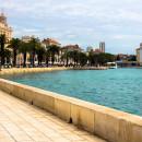 Split, Croatia - along the Croatian Coast National Revival